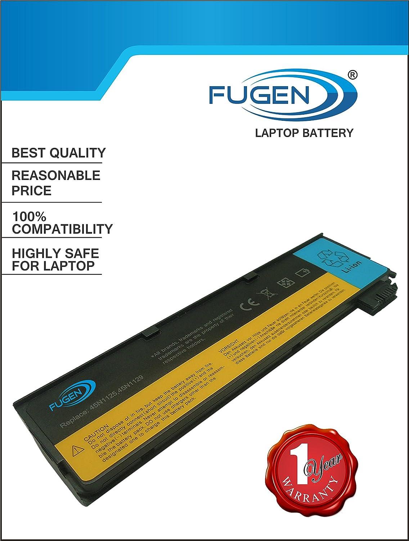 FUGEN Laptop Battery for Lenovo IBM Thinkpad T440, T440S, X240 and More  Models (White)