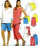 Amazon.com: McCall's Patterns M6085 Women's Tops, Dresses