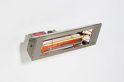 Estufas de Alfresco - ALF25 99cm Onda Media infrarrojos al a Calentador eléctrico para el aire