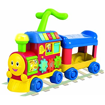 Walker Ride On Learning Train: Toys & Games