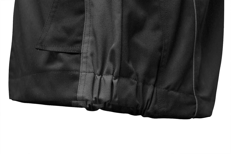 strongAnt Arbeits-Jacke Berlin Pro Bundjacke 280 g//m/² Made in EU Schwarz