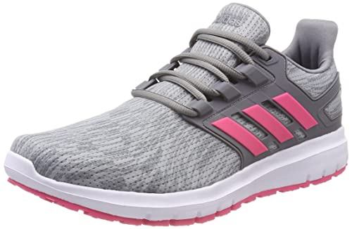 sports shoes b1f00 3251a adidas Womenss Energy Cloud 2 Training Shoes Grey GretwoReapnkGrethr,  ...