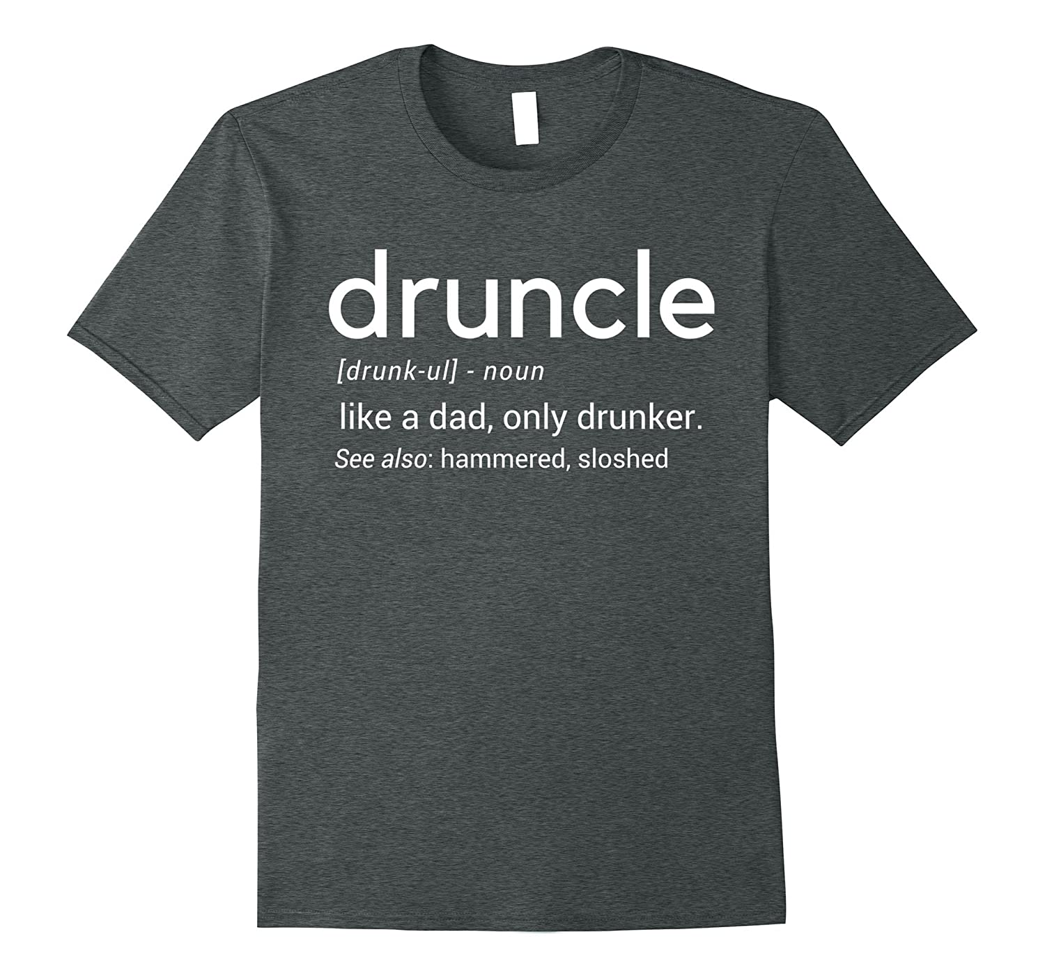 mens mens druncle definition tshirt gift for uncleart