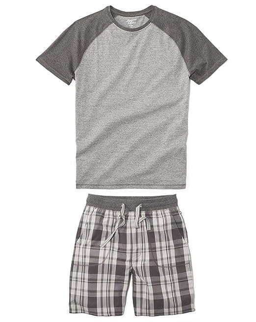Celio VINEXT - Pijama para hombre, color gris, talla XX-Large
