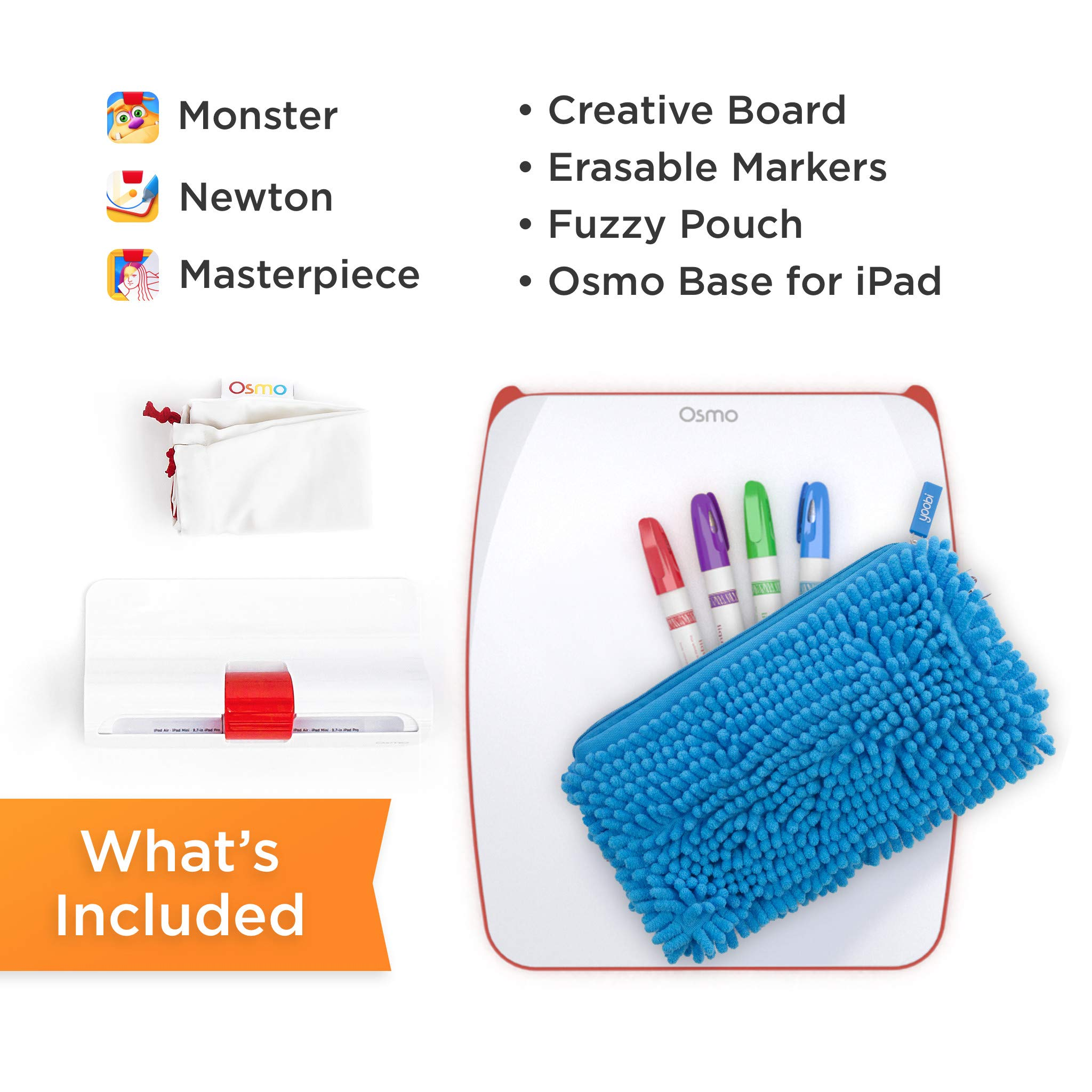 Osmo Creative Kit for iPad (iPad base included) by Osmo (Image #4)