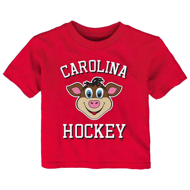 完売 (Carolina B0763XP5BJ Hurricanes, 24 Months, Red) - NHL unisex-child Short Months,