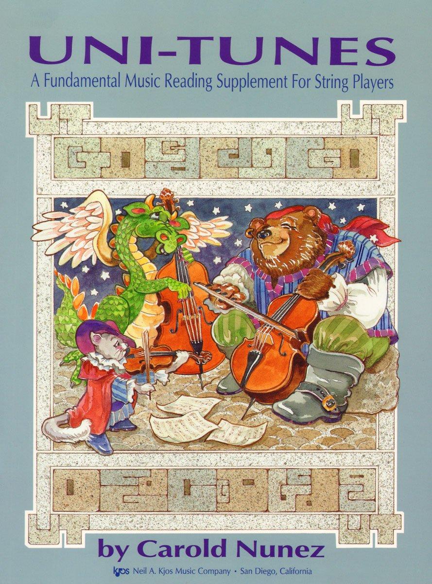 Download 88VA - Uni -Tunes - Viola Text fb2 ebook