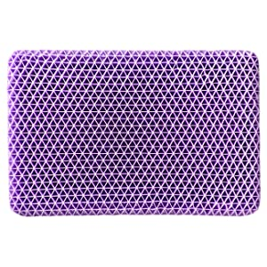 Purple Pillow - Supportive Pillow That is Gentle On Your Spine So Your Head Can Relax Into The Pillow