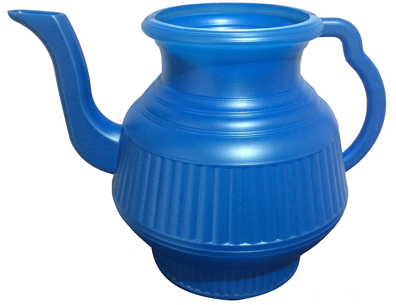 Mayaka786 Lota/Bodna/Toilet Wash Jug (Blue)
