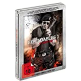 The Expendables 3 - A Man's Job  - Extended Director's Cut - Limited Steelbook [Blu-ray]