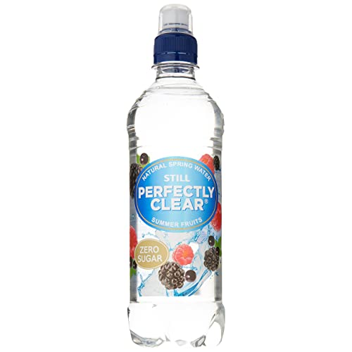 Perfectly Clear Still Summer Fruits Flavoured Water 500ml x 12