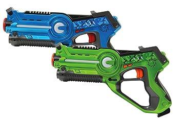 Jamara 410036 Pistola de Juguete Arma de Juguete - Armas de Juguete (Pistola de Juguete