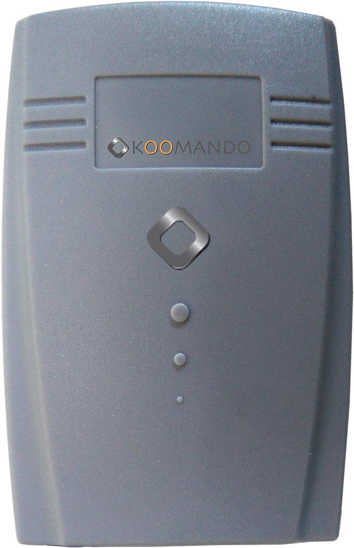 Récepteur radio universel, fréquence de 433Mhz, auto-apprentissage, 2canaux 3A–Alimentation 12–24V AC - DC