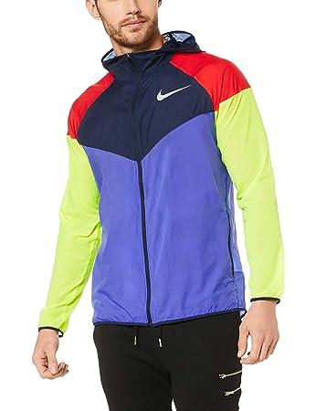 Amazon.com: Nike - Chaqueta cortavientos para hombre ...