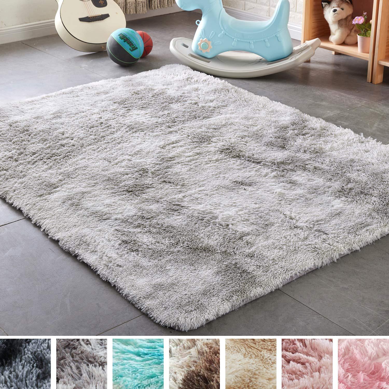 100 x 150 cm 3 x 5 ft Naanle Black and White Music Note Non Slip Area Rug for Living Dinning Room Bedroom Kitchen Music Nursery Rug Floor Carpet Yoga Mat