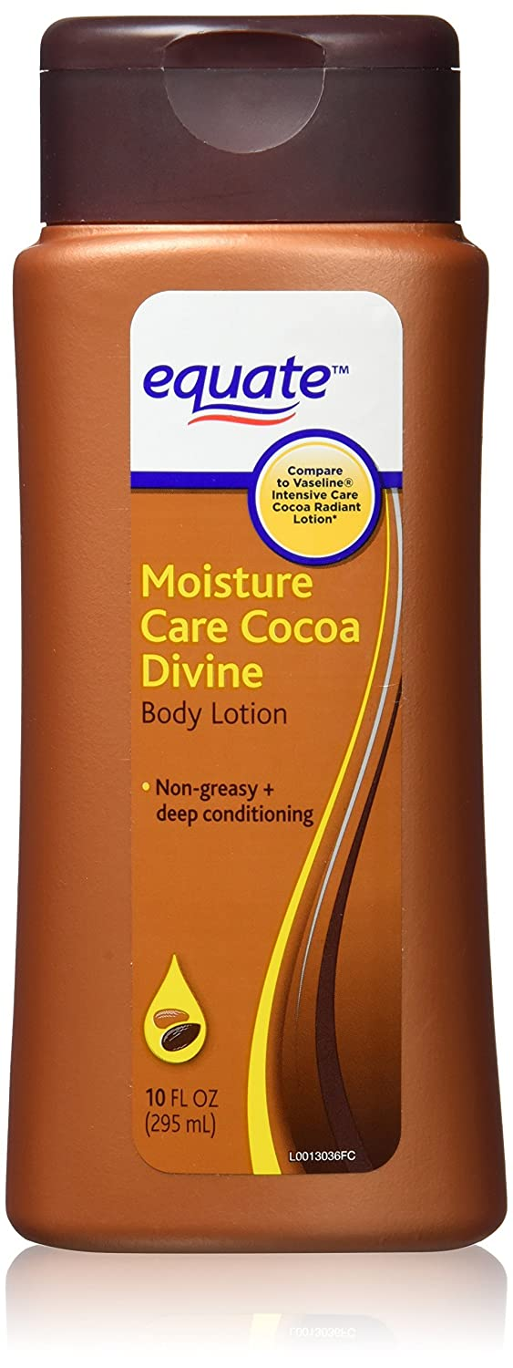 Equate Cocoa Butter Body Conditioning Lotion 10oz Divine Cream Compare To Vaseline Deep Beauty