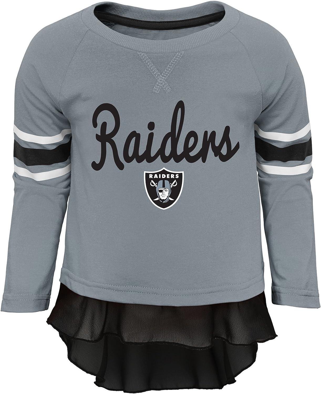 Outerstuff NFL Toddler Mini Formation Long Sleeve Top /& Legging Set