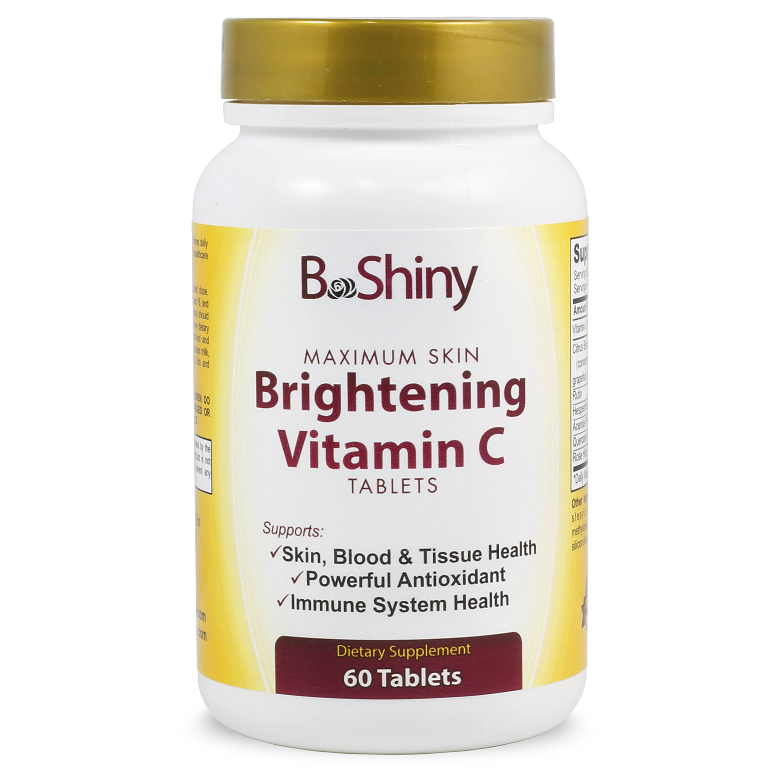 Best Natural Vitamin C Supplement