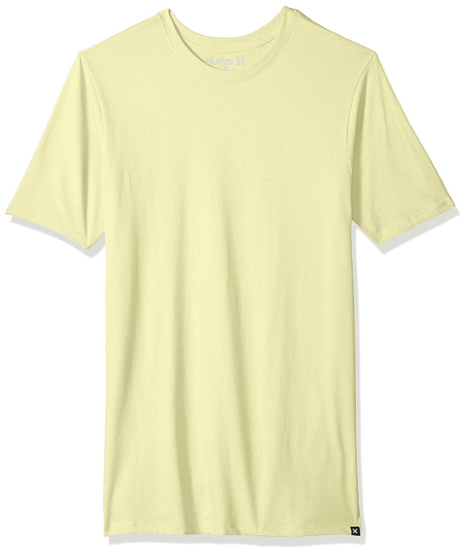 Hurley Mens Premium Cotton Staple Short Sleeve Tee Shirt