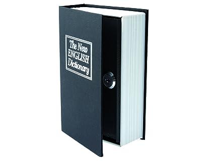 Book Safe Brink – Caja fuerte con diseño de diccionario