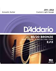 Amazon Co Uk Guitar Strings