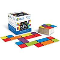 Learning Resources LER9283 Color Cubed Strategy Game