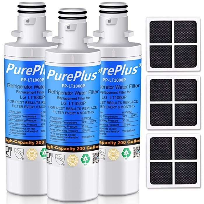Top 10 Refrigerator Filter Lt1000p