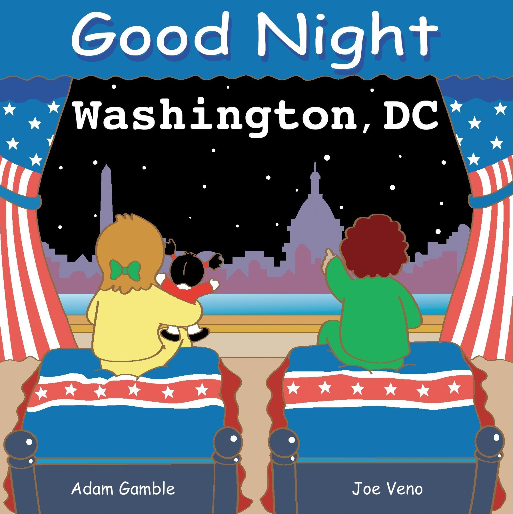 Download Good Night Washington, DC PDF