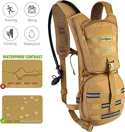 2.5 l eau vessie//Camelbak type sac à dos Armée Hydratation Pack Sac à dos