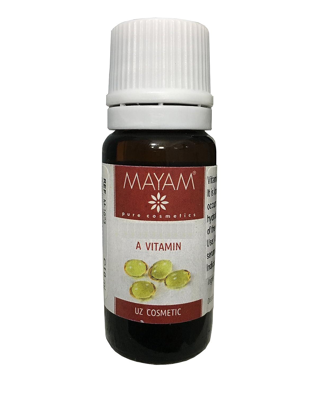 Vitamina A 10 ml de suero, suero Retinol - (RETINIL PALMITATO) mejor anti envejecimiento, antiarrugas, piel restor, rostro; Ingrediente cosmético - ...