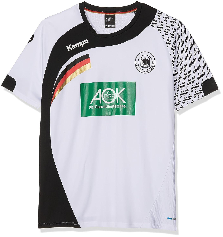TALLA 116. Kempa Dhb Home Camiseta de Juego, Hombre