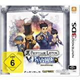 Professor Layton Vs Phoenix Wright : Ace Attorney [import allemand]