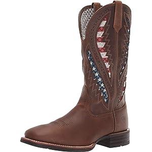 94ced4cb00f Amazon.com | Ariat Men's Heritage Roughstock Venttek Western Cowboy ...