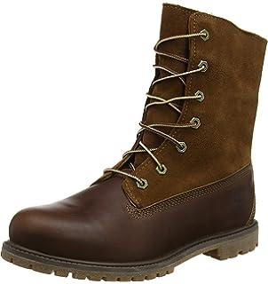 detailed look d6305 7c8c2 Timberland Authentics Teddy Fleece Water Proof Fold Down, Women s Boots