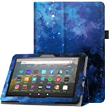 """Famavala Folio Case Cover Compatible with All-New 8"""" Fire HD 8 / Fire HD 8 Plus (10th Generation 2020 Release) Tablet…"""