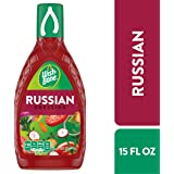 Wish-Bone Salad Dressing, Russian, 15 Ounce