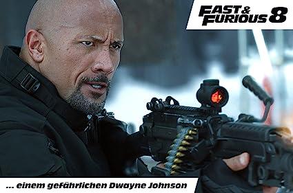 Fast Furious 8 4k Ultra Hd Blu Ray Amazonde Vin Diesel