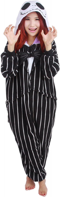 Disfraz de Pesadilla antes de Navidad, Jack Skellington, esqueleto ...