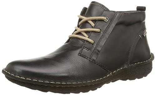 8cbda7fad71 Pikolinos - Botas de cuero para hombre  Amazon.es  Zapatos y complementos