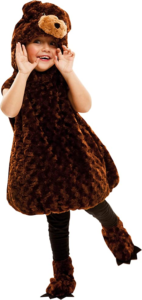 My Other Me Me-202397 Disfraz de oso de peluche, 3-4 años (Viving ...