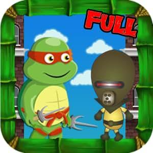 Ninja City Turtles vs Despicable Mutant Aliens FULL