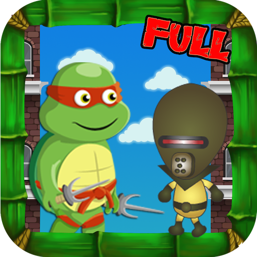 Ninja City Turtles vs Despicable Mutant Aliens FULL: Amazon ...