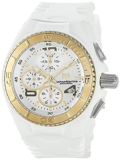 TECHNOMARINE CRUISE JELLYFISH RELOJ DE MUJER CUARZO SUIZO 40MM TM-115103: Amazon.es: Relojes