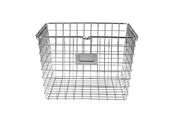 Amazon.com: Spectrum Diversified Wire Storage Basket, Medium, Chrome: Home  U0026 Kitchen