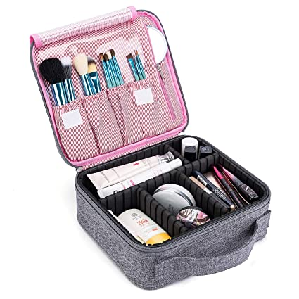 Amazon.com: Coolbell Bolsa de maquillaje de viaje ...