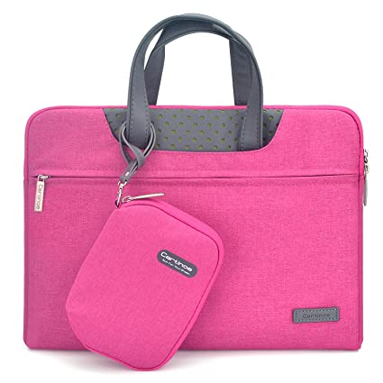 Laptop Accessories New Protect Case Sleeve Bag With Hand Strap For Macbook Air Pro 11.6 12 13.3 15.4 Pu Leather Laptop Notebook Case Pouch Quality First