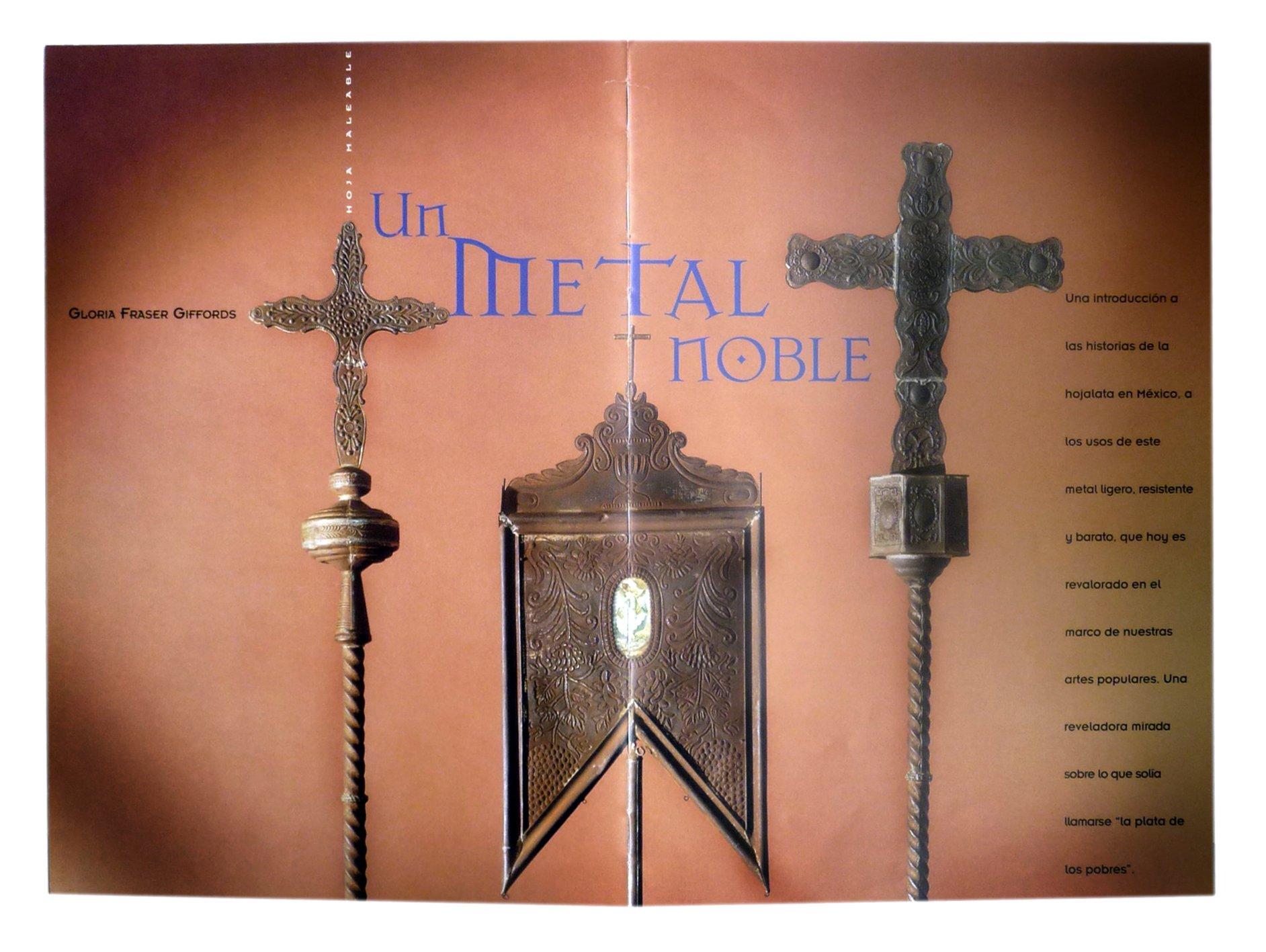 Artes de Mexico # 44. Hojalata / Tin work (Spanish and English ...
