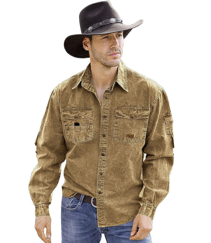 SCIPPIS Australian Adventure Wear Cowra Shirt B00S84F9AQ Freizeit Hervorragender Stil