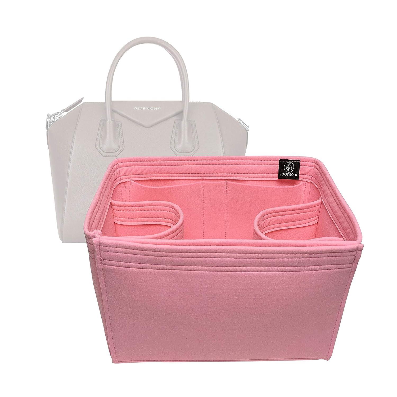 9830d777b88 Amazon.com: Zoomoni Givenchy Antigona (Small) Purse Organizer Insert -  Premium Felt (Handmade/14 Colors): Handmade