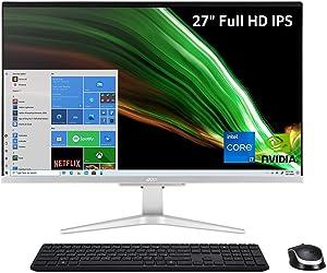 Acer Aspire C27-1655-UA93 AIO Desktop | 27